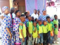 December 15th , 2018 – Foundation support over 197  Motherless children at a home.