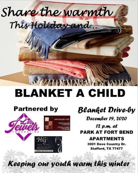 1st Annual Blanket a Child 2020!