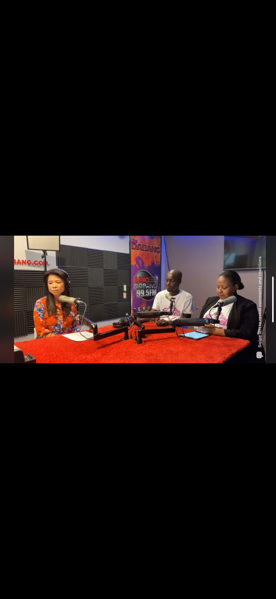 Los Jewels Foundation (CEO) Radio interview with Chai Time