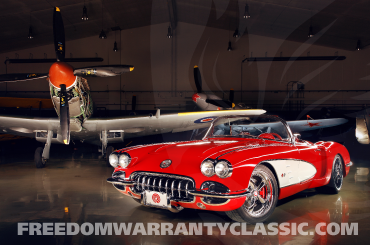 Freedom Warranty Classic Vehicle Protection Plans