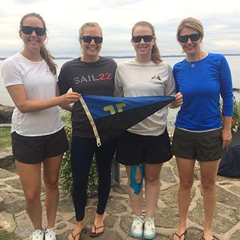 International Women's Keelboat Championship-2sm