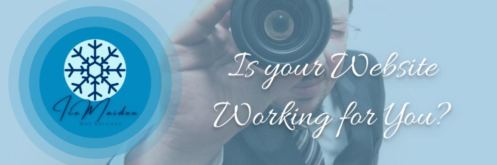 Is Your Wesite Working