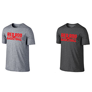 Red Roo Sports Grey T Shirt