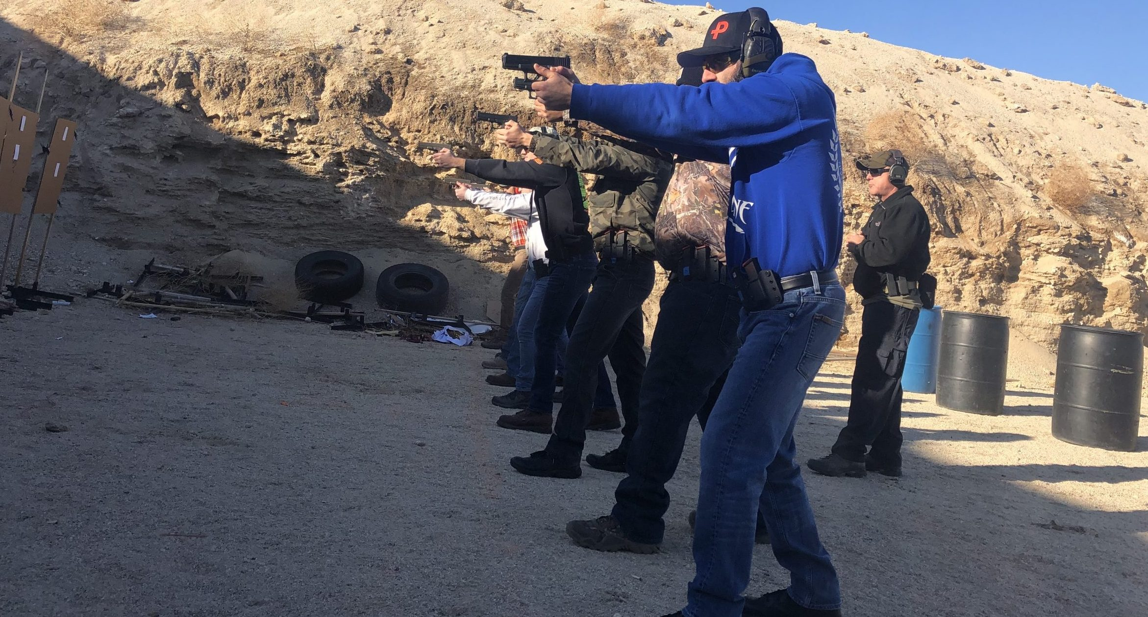 Group Gun class