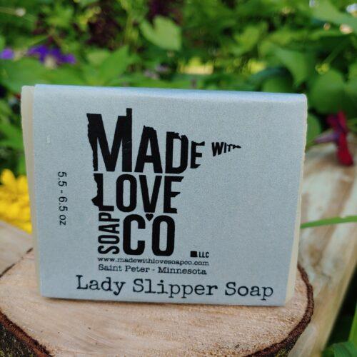 Lady Slipper Soap