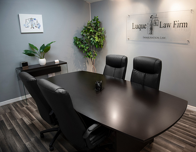 Immigration and Naturalization Luque Law Firm Naples FL