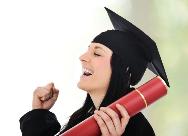 graduate on time