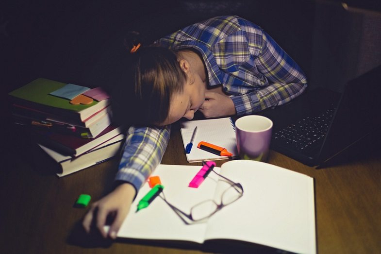 Sleep As A Study Habit