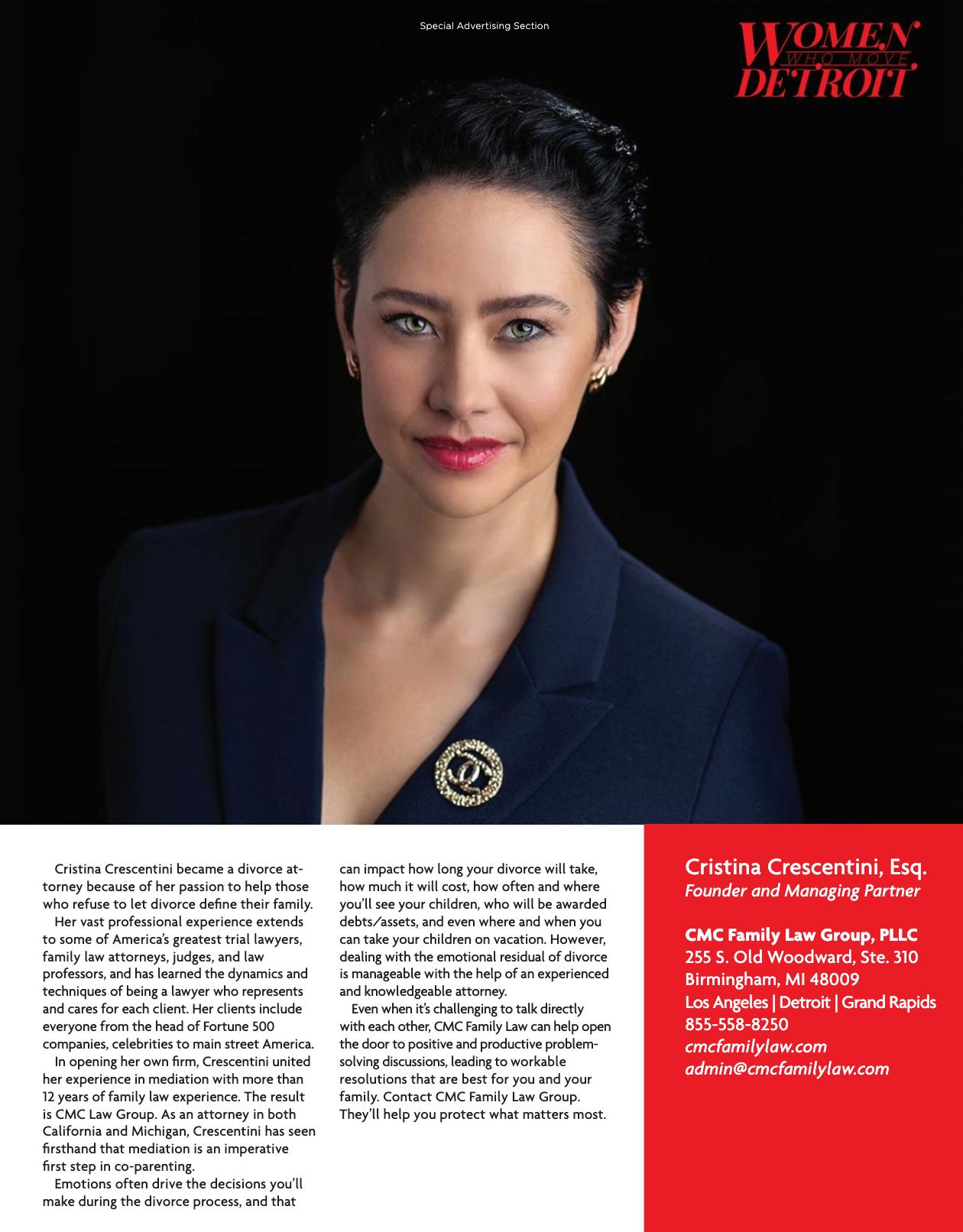 Hour Magazine: Women Who Move Detroit