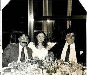 Tony Bennett, Mike & Judi Marie Canterino