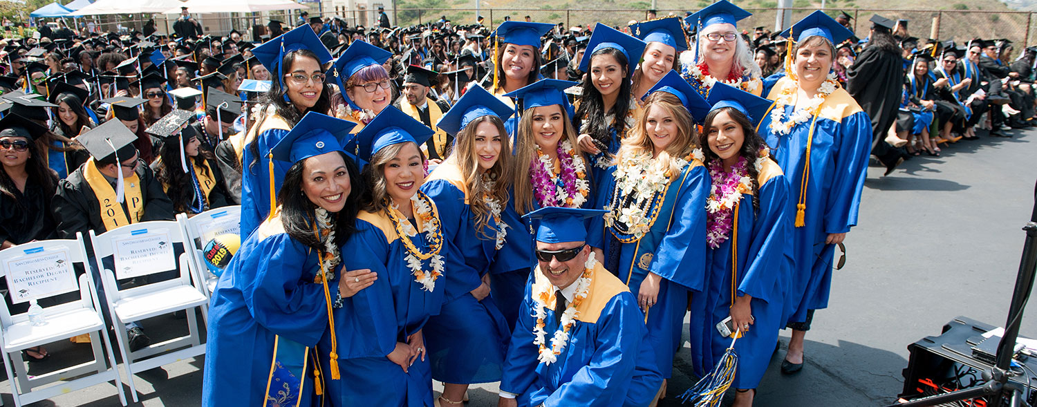 Community college bachelor's degrees are filling the gaps