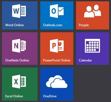 Online Microsoft Office 365