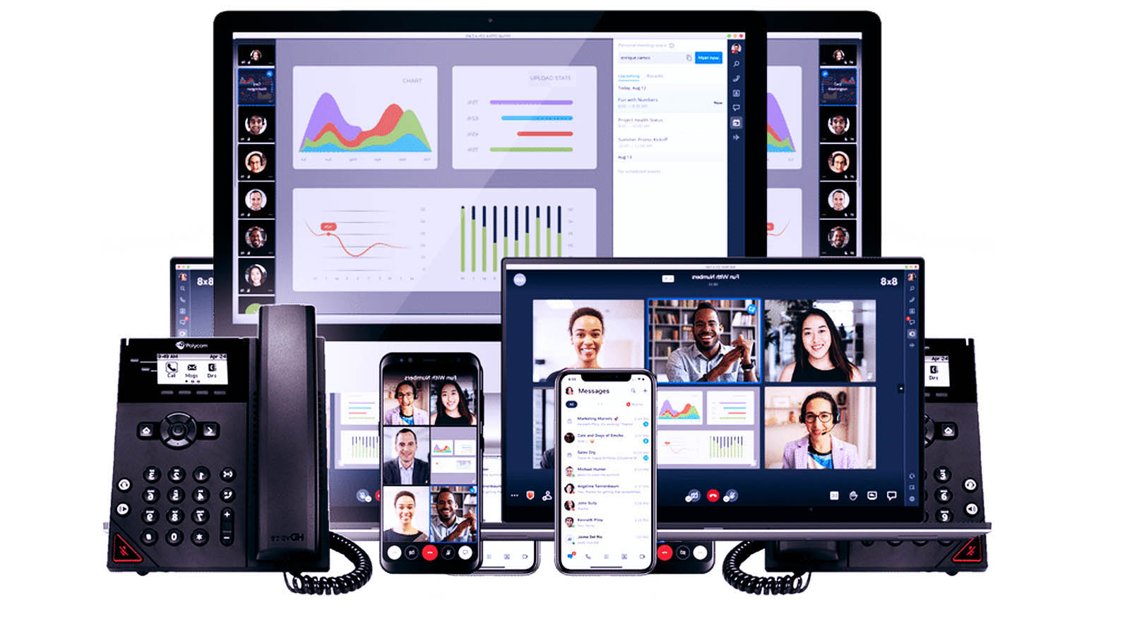 8X8 Communication by MNB IT Services