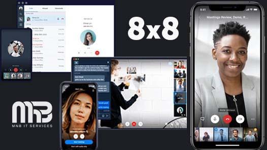 8X8 Communication - MNB