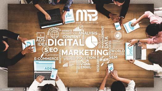 Digital Marketing Services - MNB