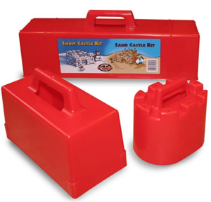 Flexible-Flyer-Snow-Fort-Building-Kit-Brick-Form-Sand-Castle-Mold-Block molds