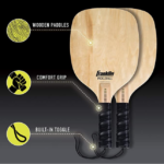 Franklin-Sports-Half-Court-Size-Pickleball paddles