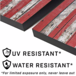 GoSports-Classic-Cornhole water and UV resistant details
