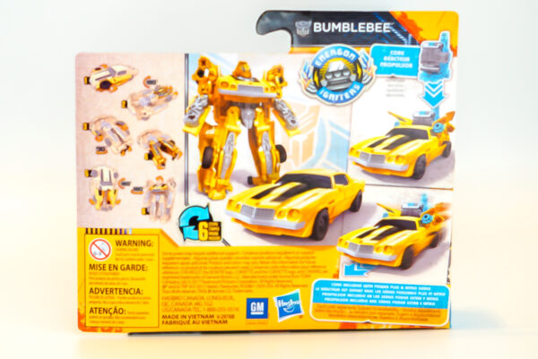 HASBRO-TRANSFORMERS-ENERGON-IGNITERS-POWER-SERIES-6-BUMBLEBEE BACK OF BOX
