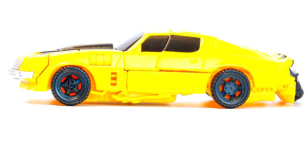 HASBRO-TRANSFORMERS-ENERGON-IGNITERS-POWER-SERIES-6-BUMBLEBEE OUT OF BOX AS CAR