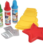 Ideal-Sno-Toys-Sno-Art-Kit markers, molds, and packets