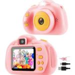 KARSEEN-Kids-Camera front and back camera view