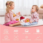 KARSEEN-Kids-Camera two kids with features listed