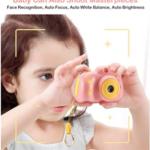 KARSEEN-Kids-Camera with child