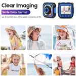 Ourlife-Kids-Waterproof-Camera-with-Video-Recorder examples of photos