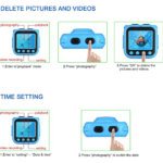 Ourlife-Kids-Waterproof-Camera-with-Video-Recorder Photo of features