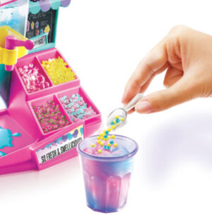 SLIMELICIOUS-SLIME-STATION zoomed in view with mixing station