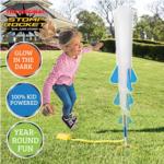 Stomp-Rocket-The-Original-Jr.-Glow-Rocket- girl playing