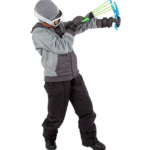 Wham-O-Artic-Force-Snow-Strike child playing