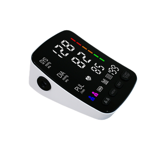 Angelica Wellness Shop Plus Automatic Upper Arm Blood Pressure Monitor right view