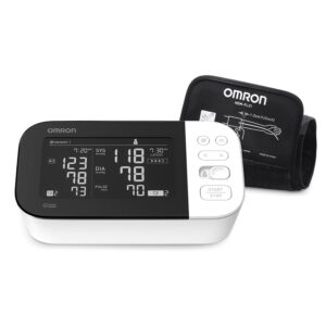 omron bp 7450 front view