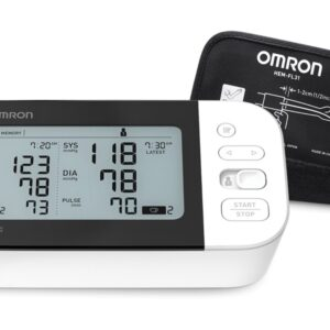 omron bp7350 front-view