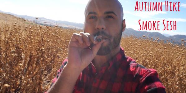 Autumn Hike Smoke Sesh