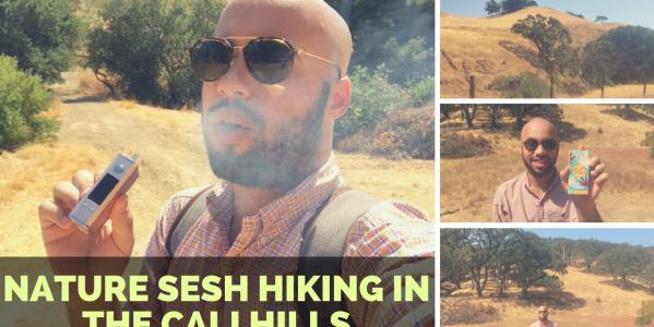 Nature Sesh // Hike in Cali Hills