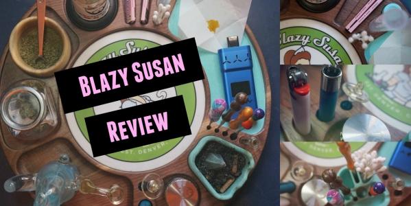 Blazy Susan Review