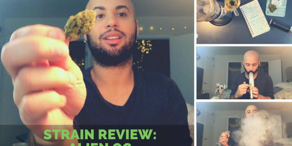 Alien OG Strain Review