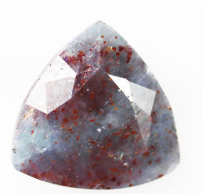 Ruby with Kyanite