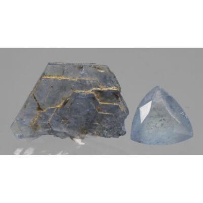 Stone and Matching Crystal