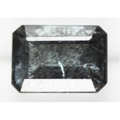 Aquamarine with Ilmenite