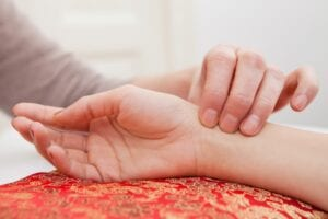 Touch For Health Kinesiology Pulses