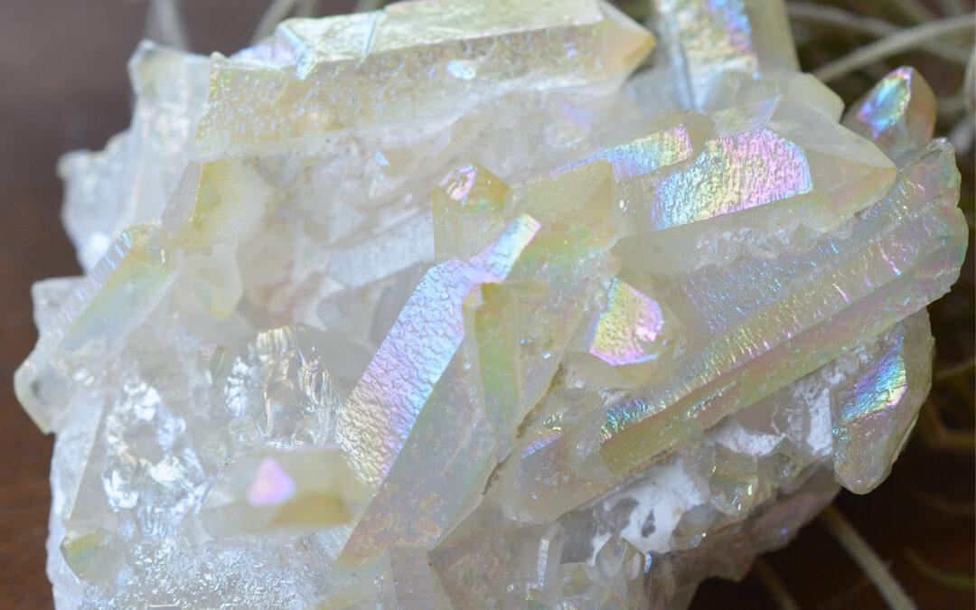 Online Crystal Reiki Master Class – October 2 & 3, 2021