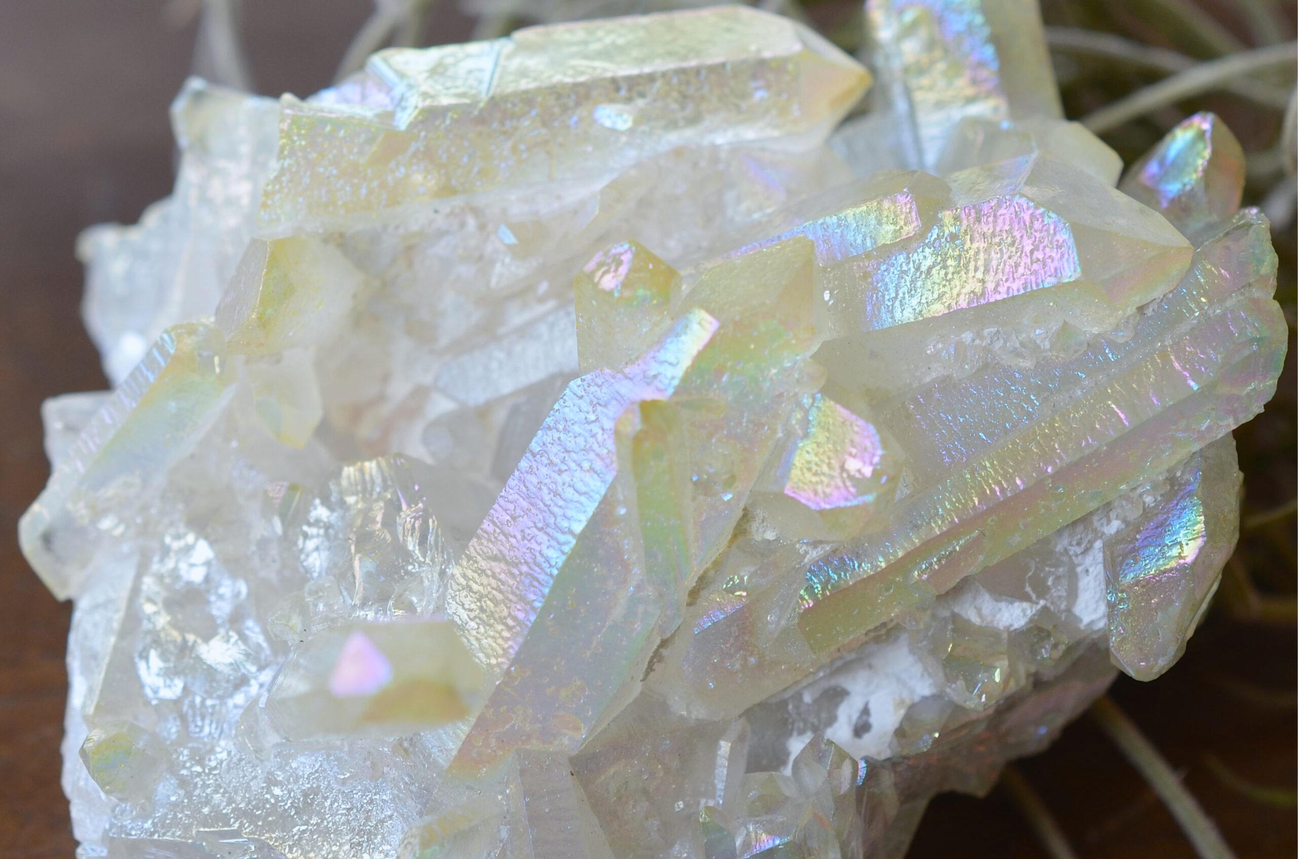 Crystal Reiki Classes