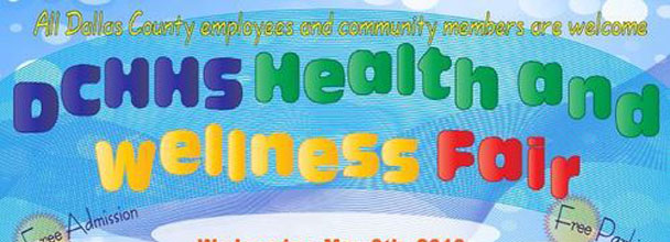 Get your check up at Dallas County Health and Human Services' Annual Health and Wellness Fair