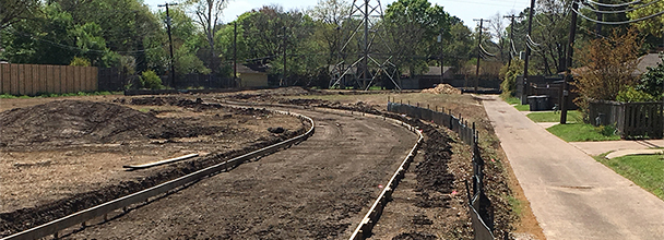 Northaven Trail Projects