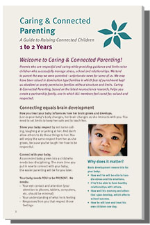 Caring & Connected Parenting Module age 1 to 2