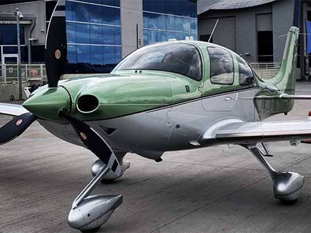 2020 CIRRUS SR22T WITH PERSPECTIVE N51FM
